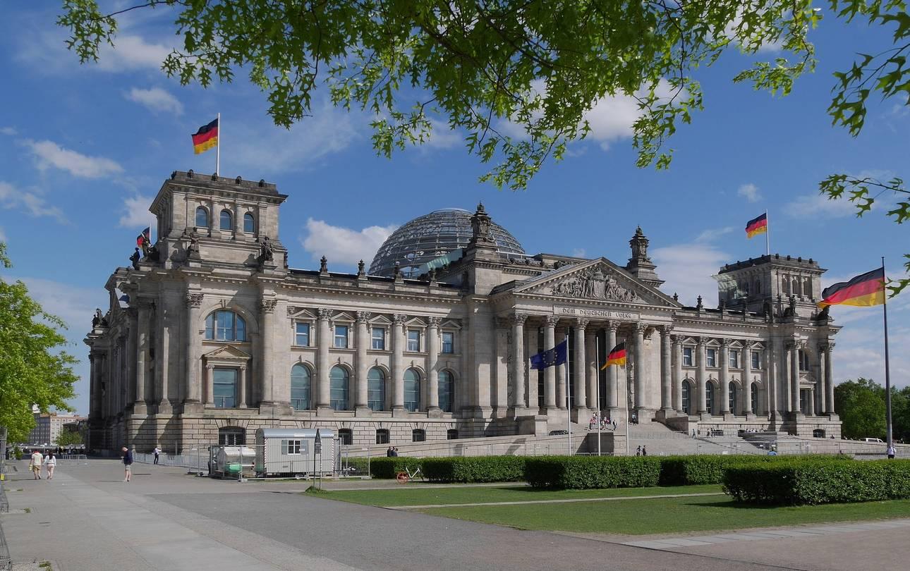 Reichstag ©pixabay
