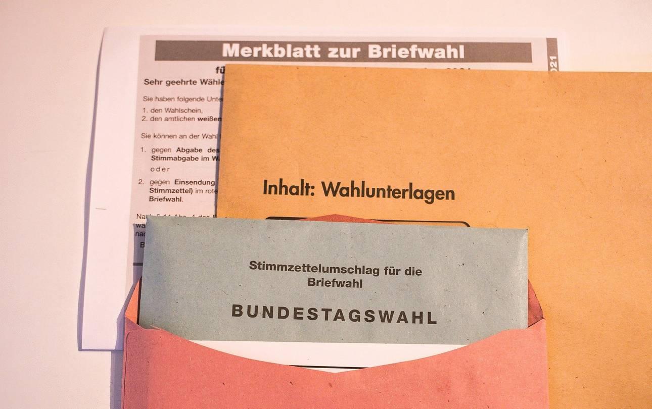 Stimmzettel Wahlunterlagen ©pixabay