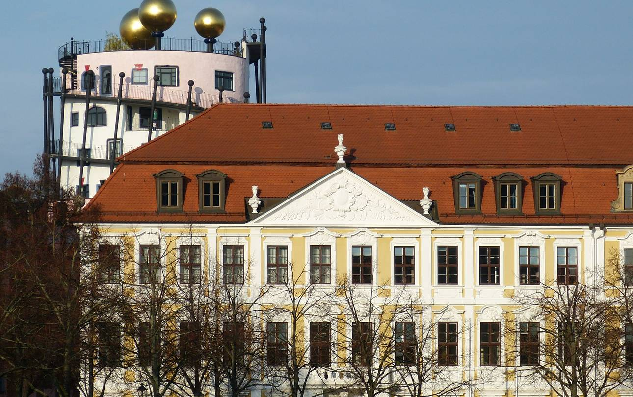 Landtag Sachsen-Anhalt ©pixabay