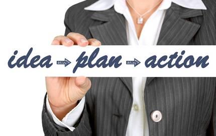 Idee Plan action geralt pixabay ©geralt_pixabay