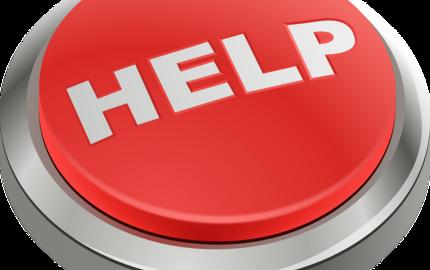 Hilfe für Unternehmen