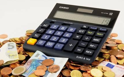 Geld Rechner Bru no pixabay ©bruno pixabay