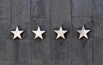 Hotelsterne pixabay ©pixabay