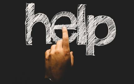 Help geralt pixabay ©geralt pixabay