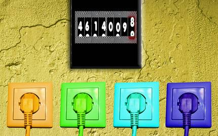 Energie lable  ©kahhl pixabay