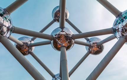 Brüssel Atomium ValdasMiskinis pixabay ©Valdas Miskinis Pixabay