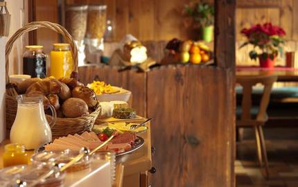 Frühstücksbuffet ©pixabay