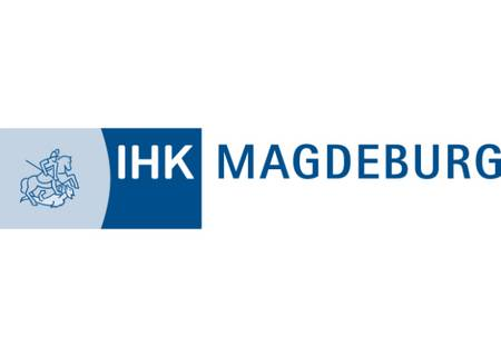 Logo IHK Magdeburg