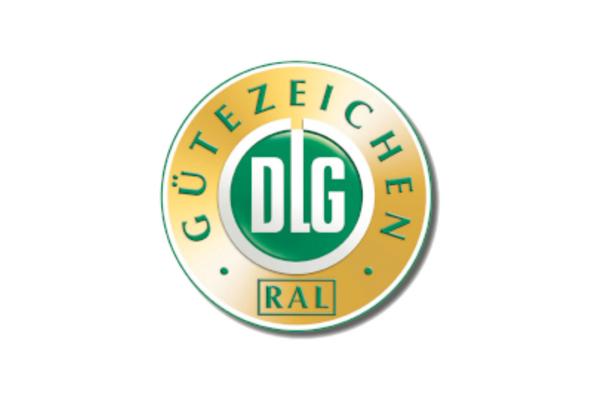 Logo DLG Gütesiegel ©DLG-geprüfter Landtourismus